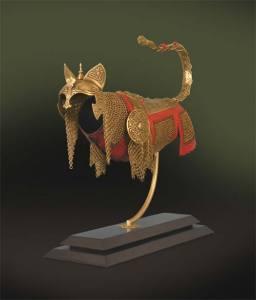 Persian Cat armor