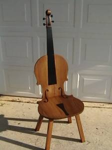 Violin Chair