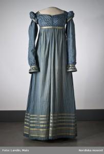 celestial blue day dress