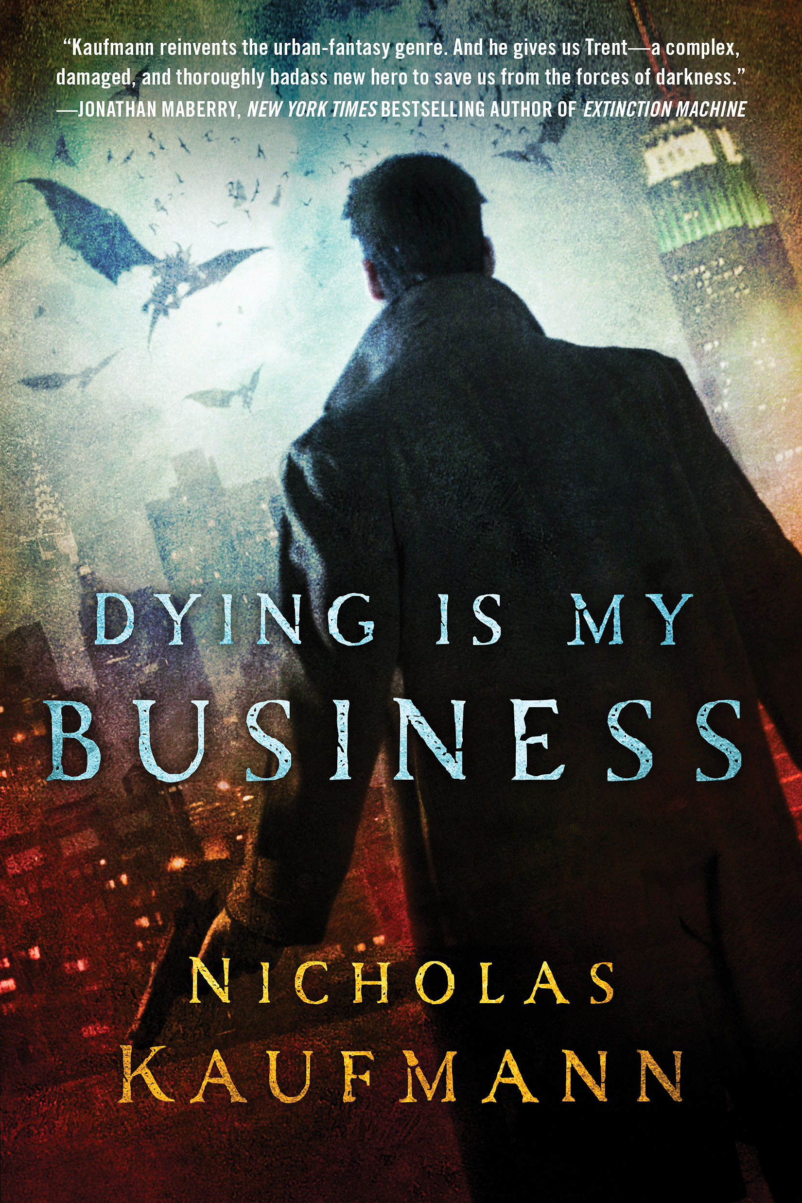 Dying Is My Business HR