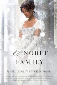 Of Noble Family cover