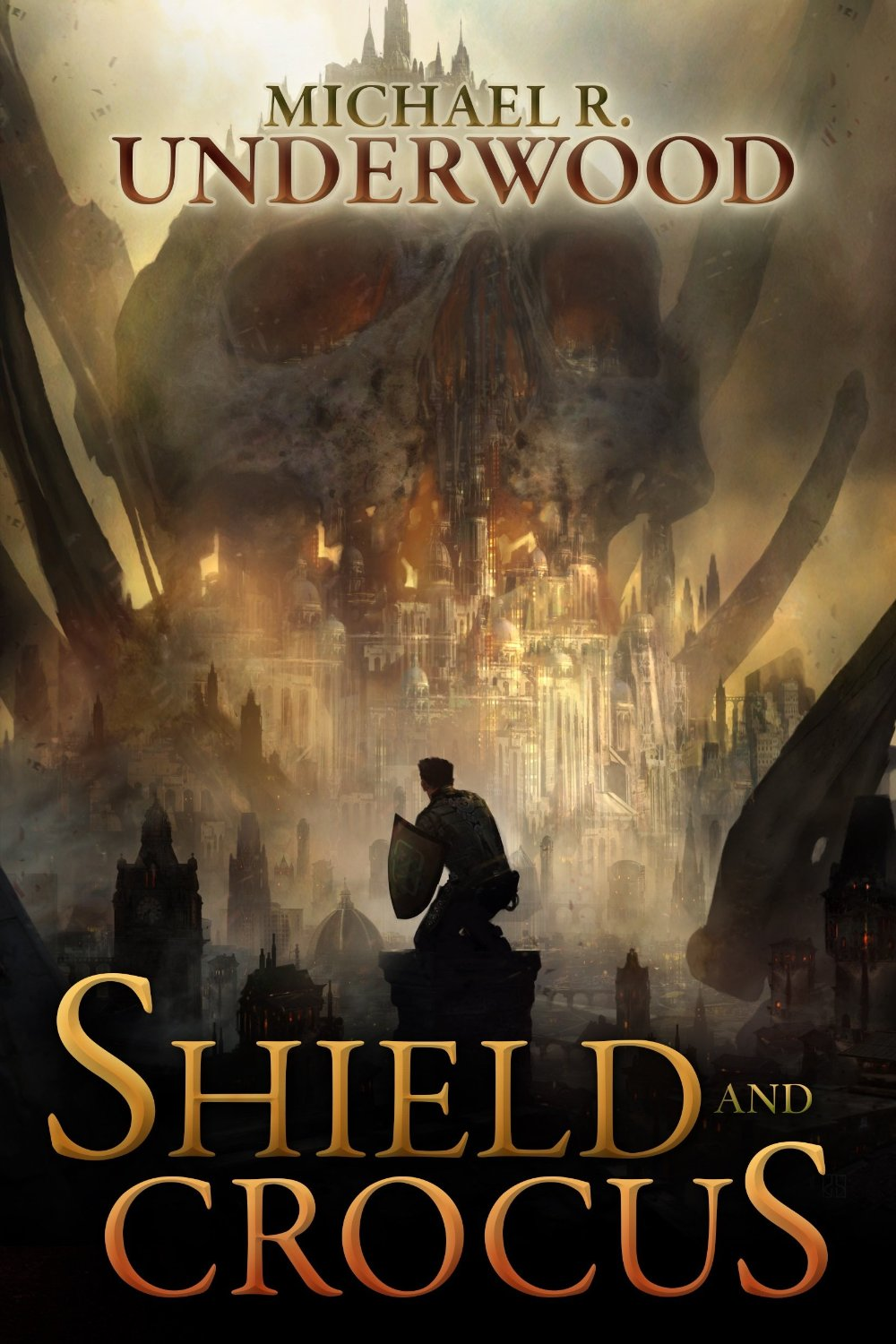 Shield and Crocus cover