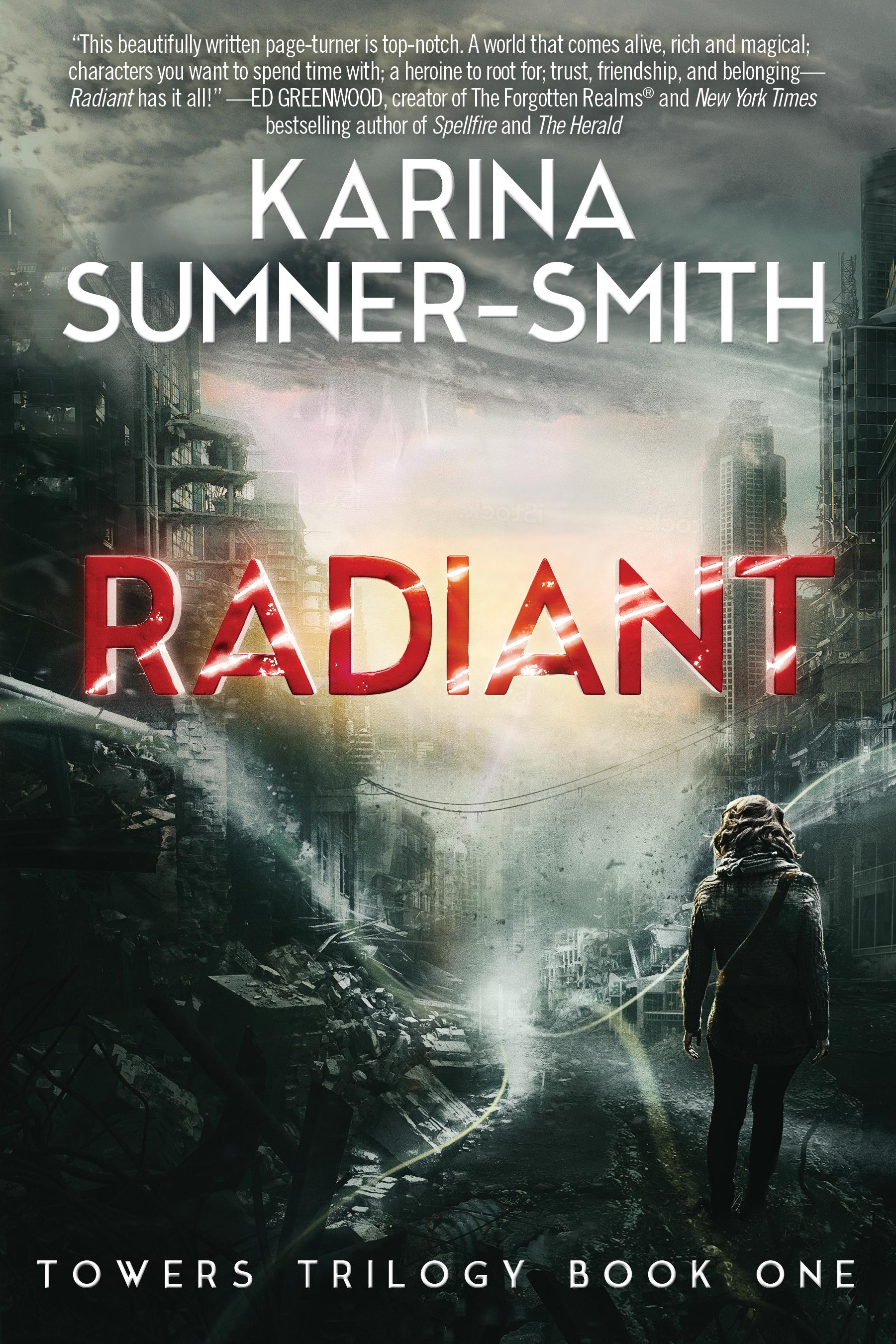 Radiant 9781940456102