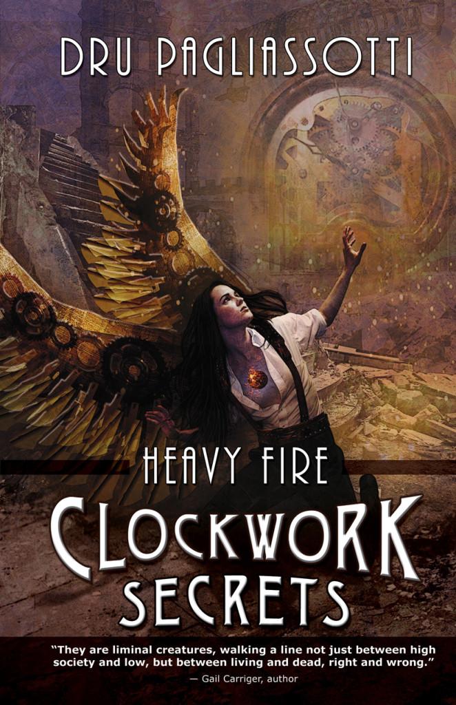 Clockwork Secrets Cover