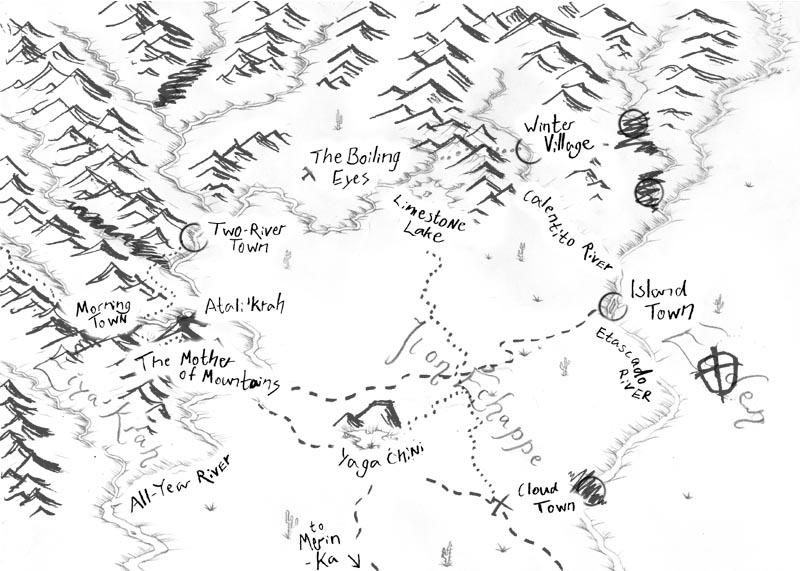 MftD map