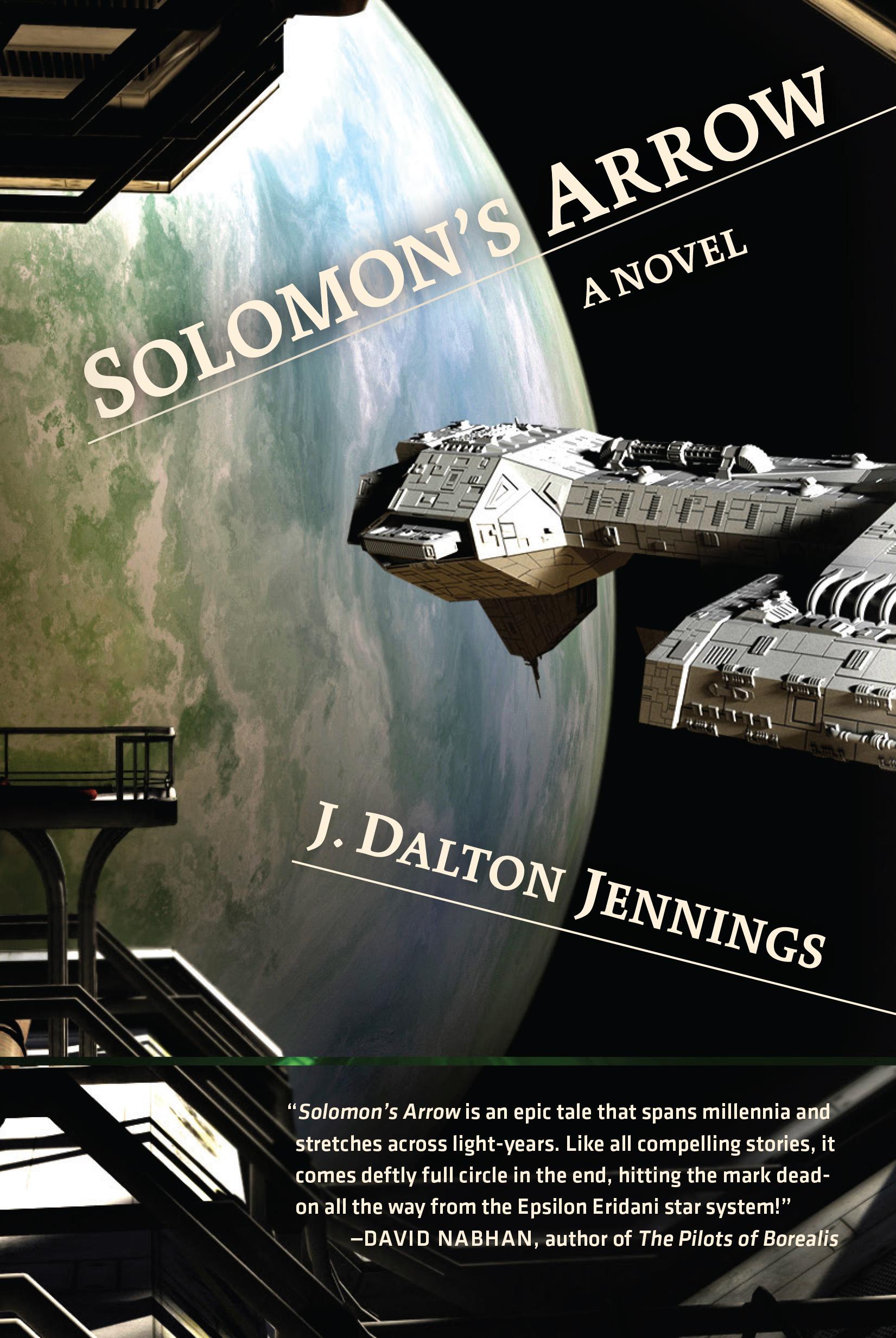 Solomon's Arrow 9781940456225-NEW