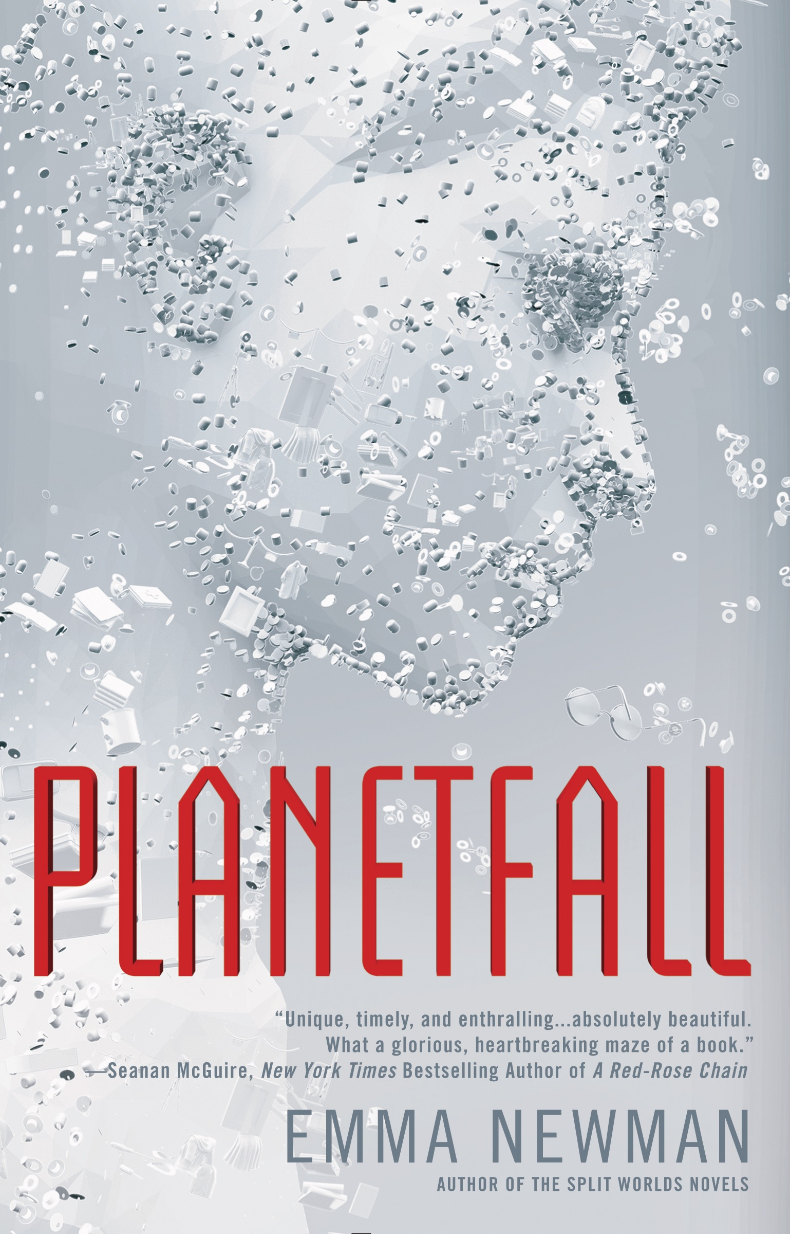 Planetfall cover