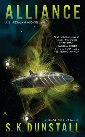 cover image, Alliance