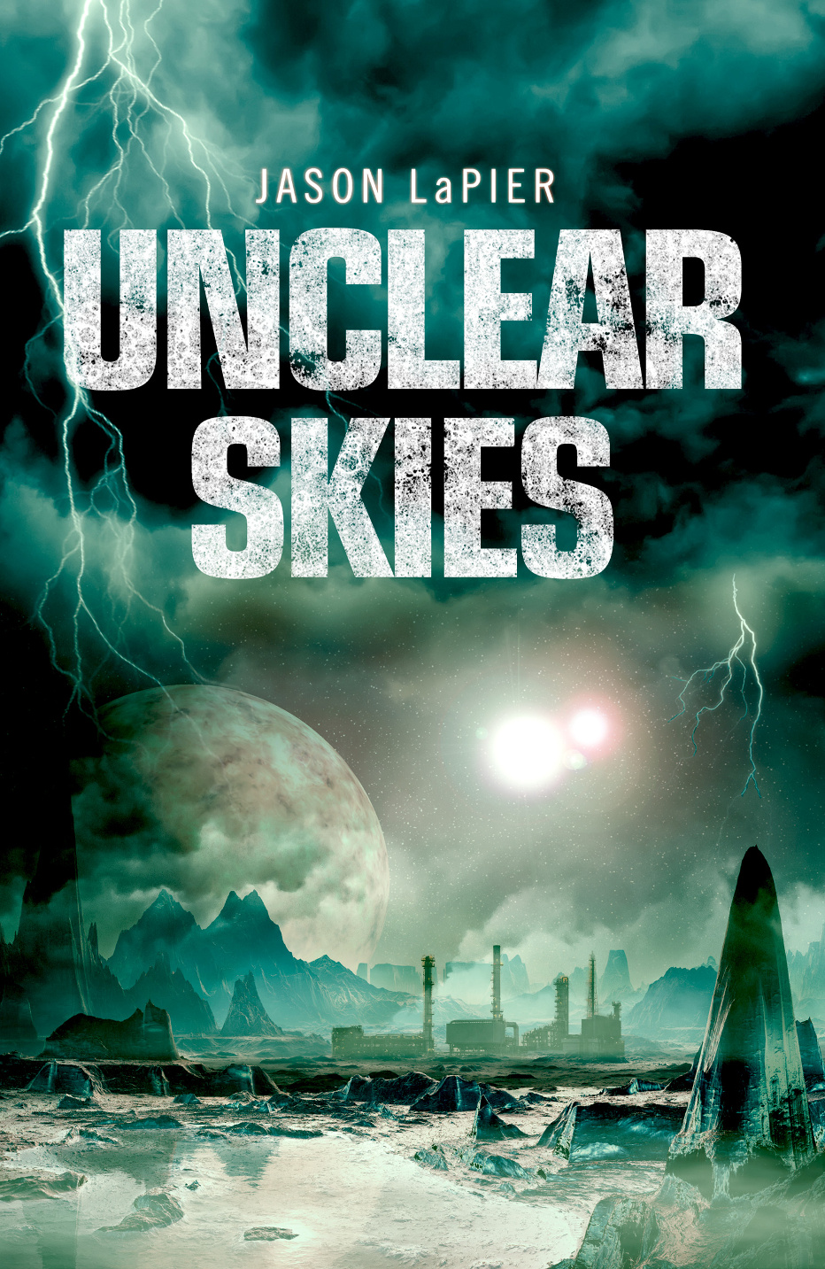Unclear Skies cover