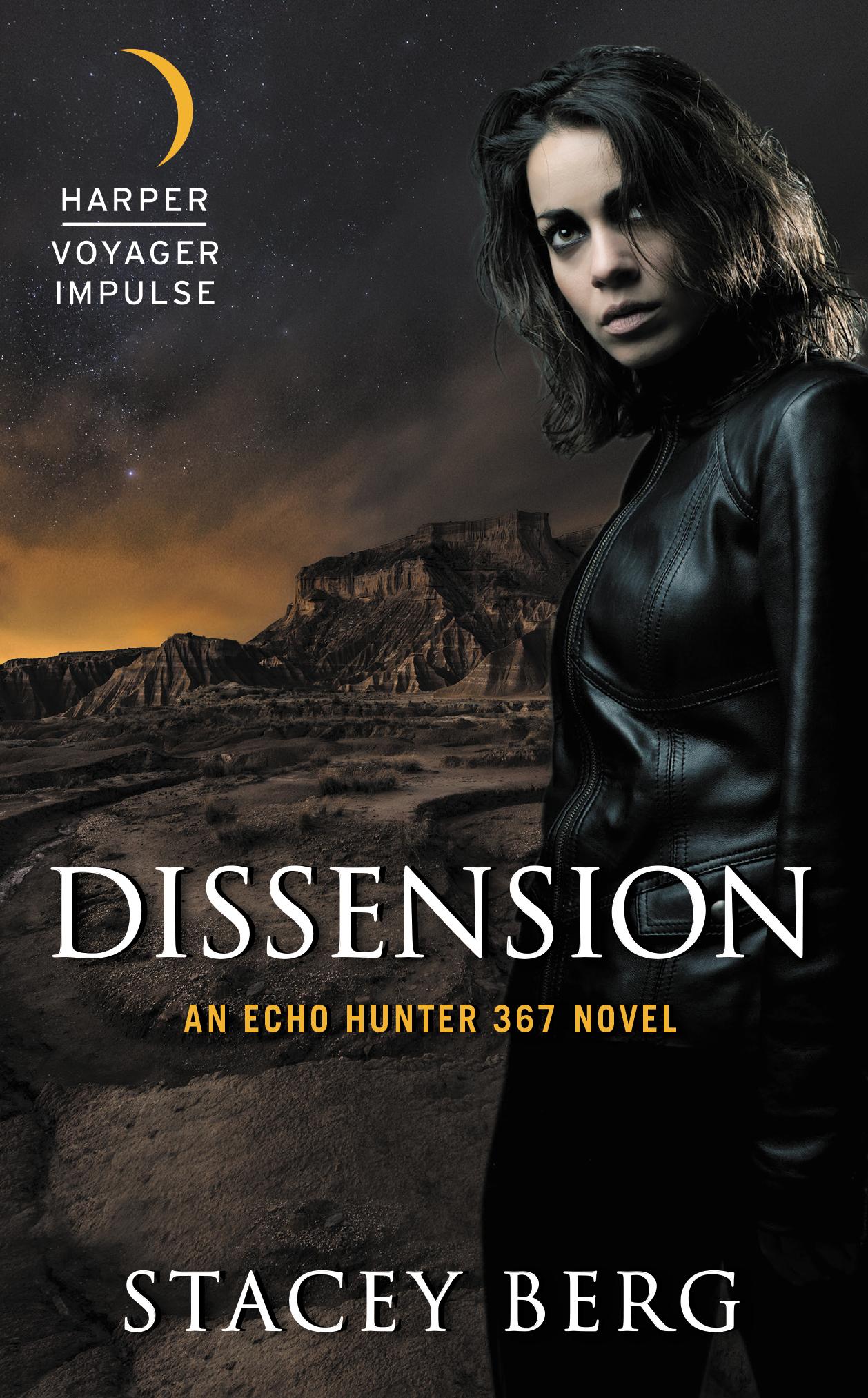 Dissension cover