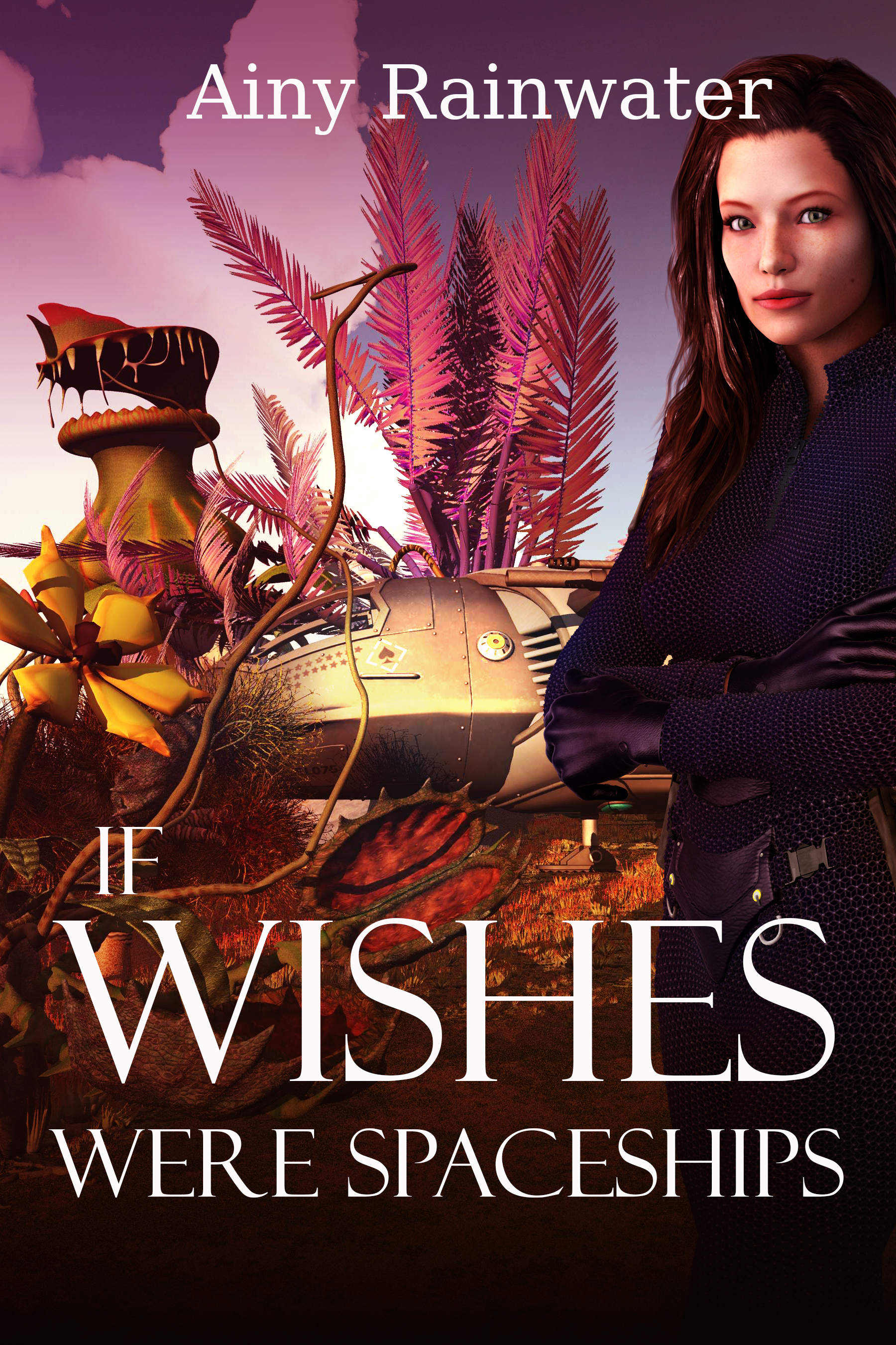 If Wishes Were Spaceships cover
