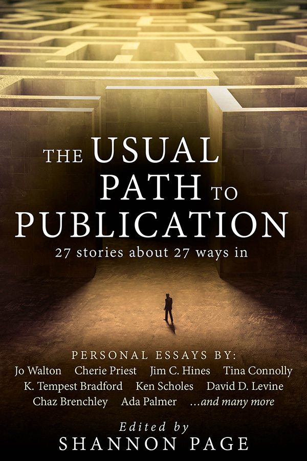Usual Path to Publication cover