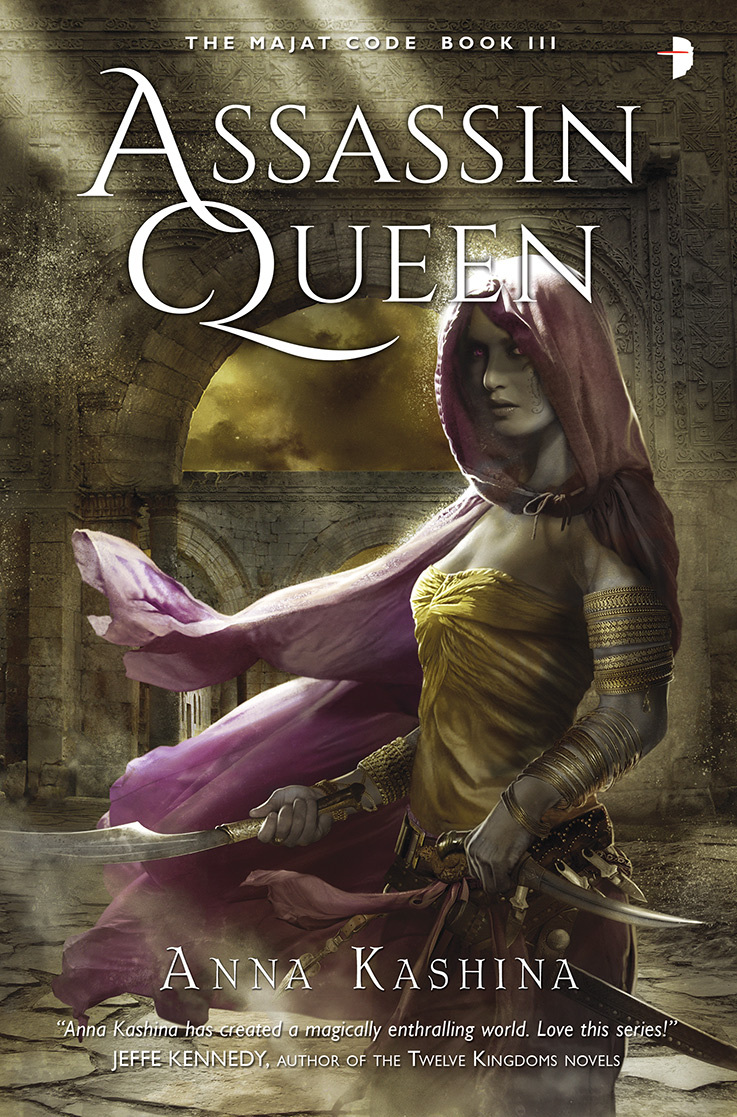 Assassin Queen cover