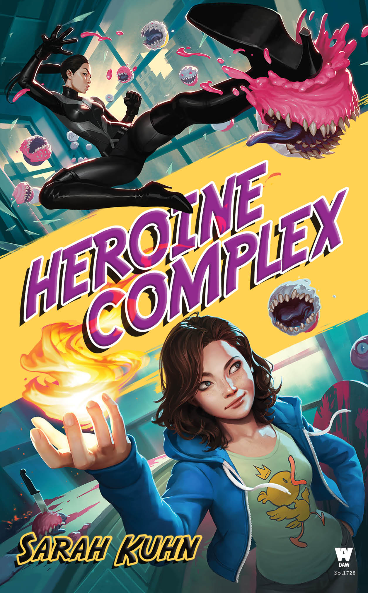 Heroine Complex cover
