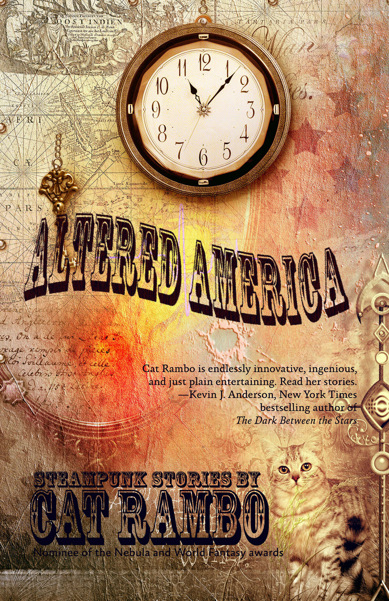 Altered America cover