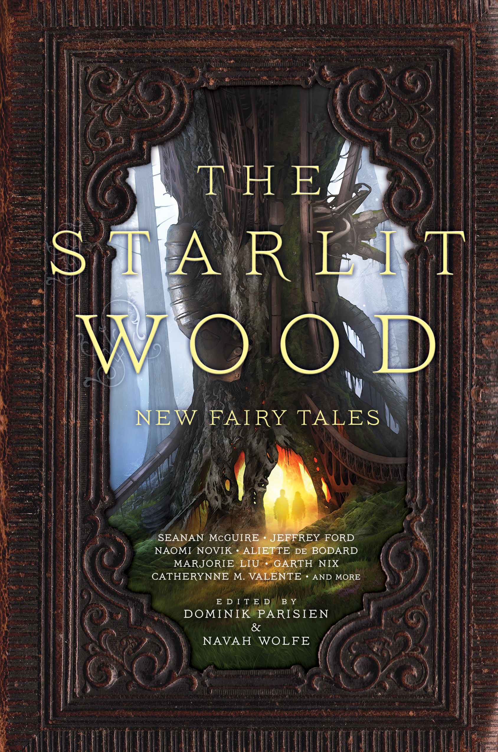 The Starlit Wood cover image