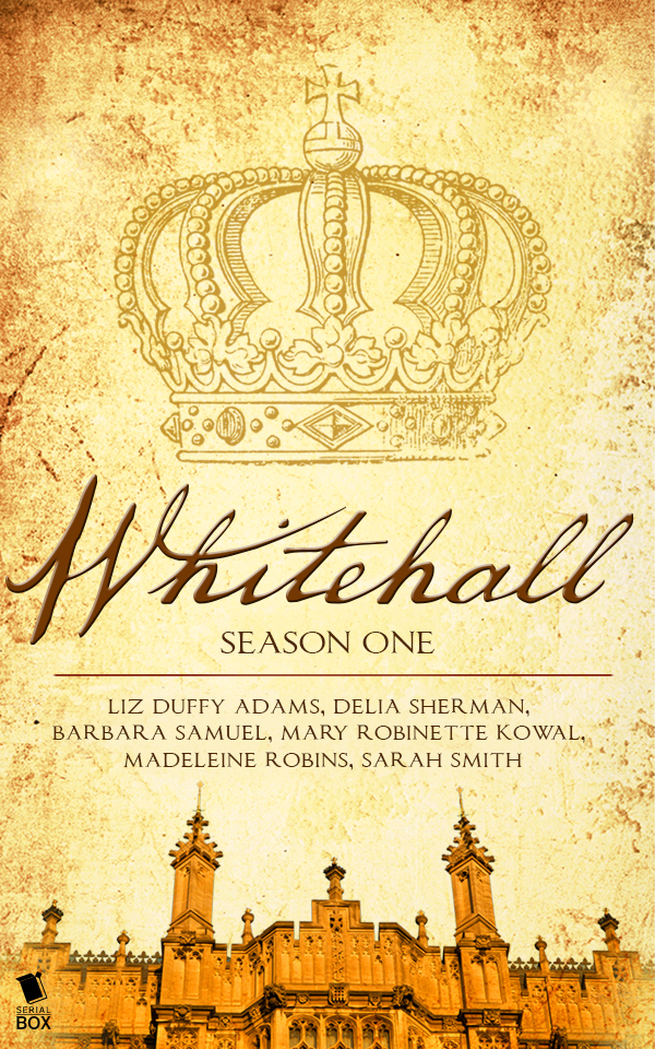 Whitehall cover image