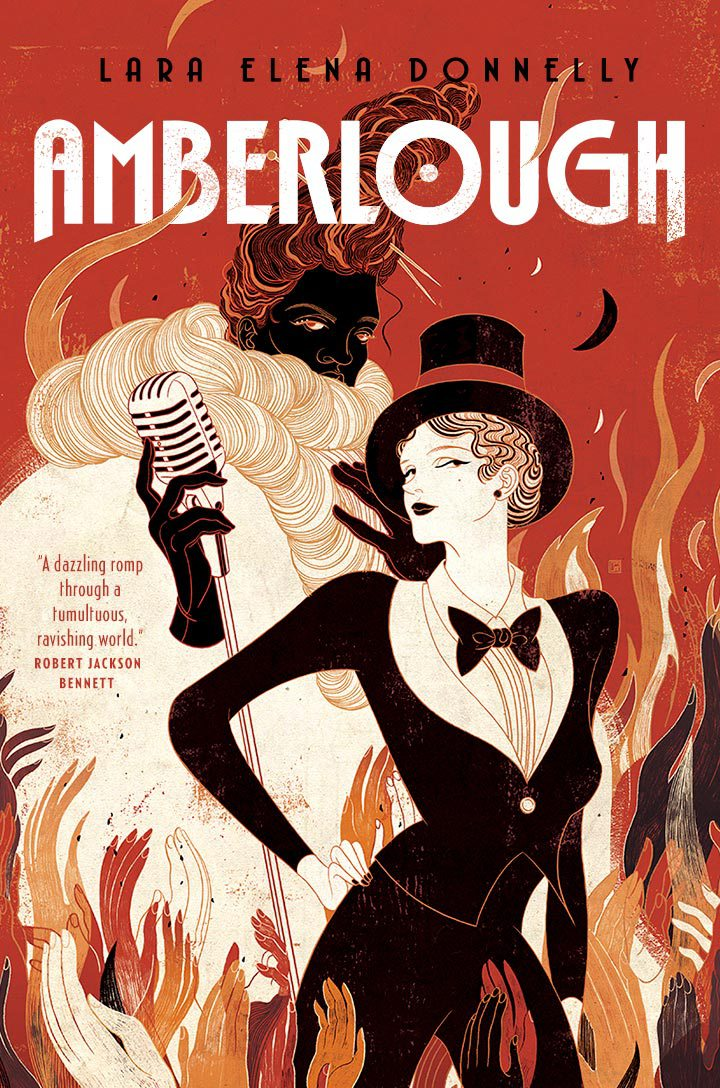 Amberlough cover image