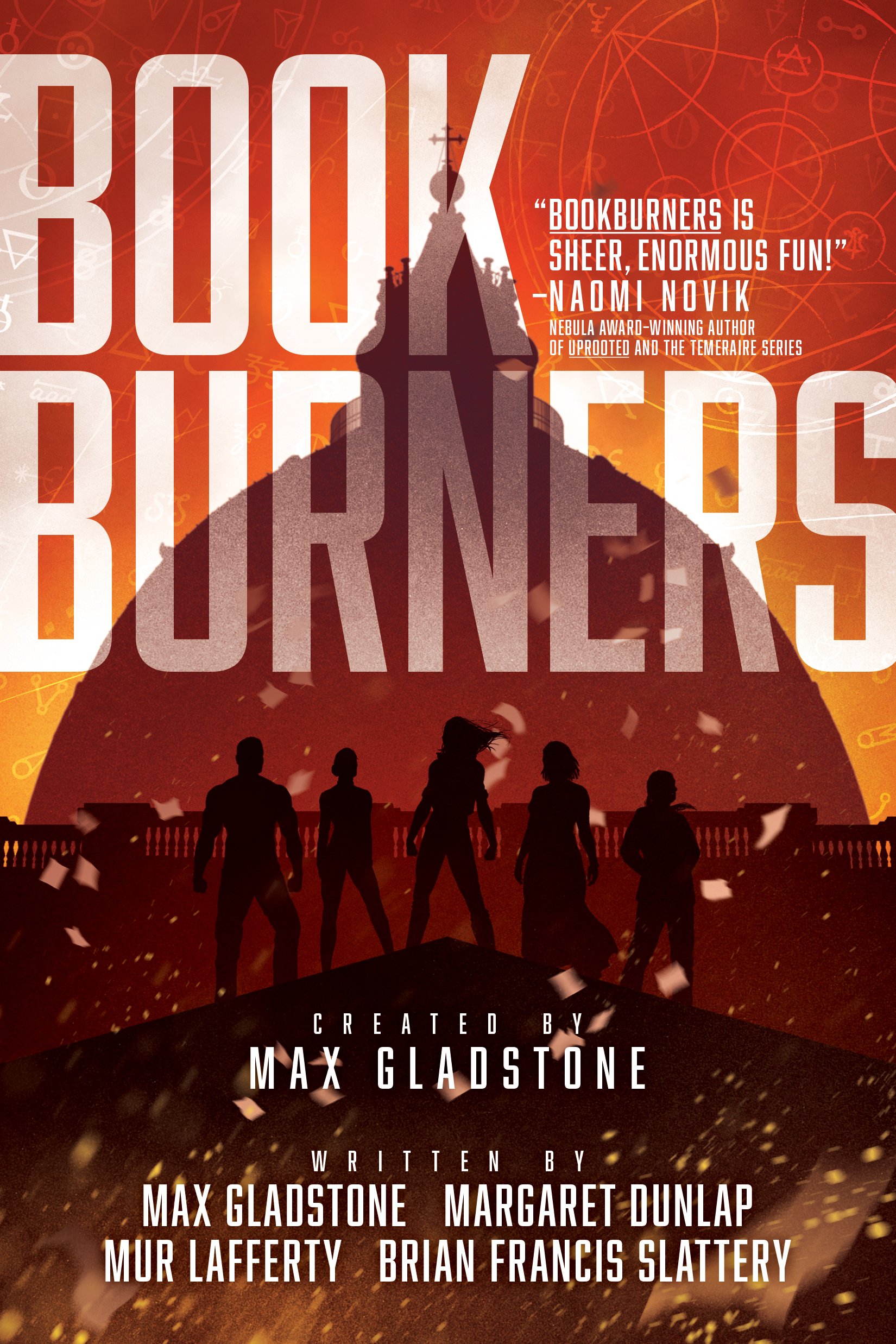 Bookburners cover image