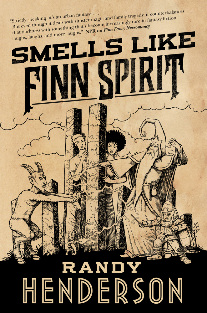 Smells Like Finn Spirit cover image