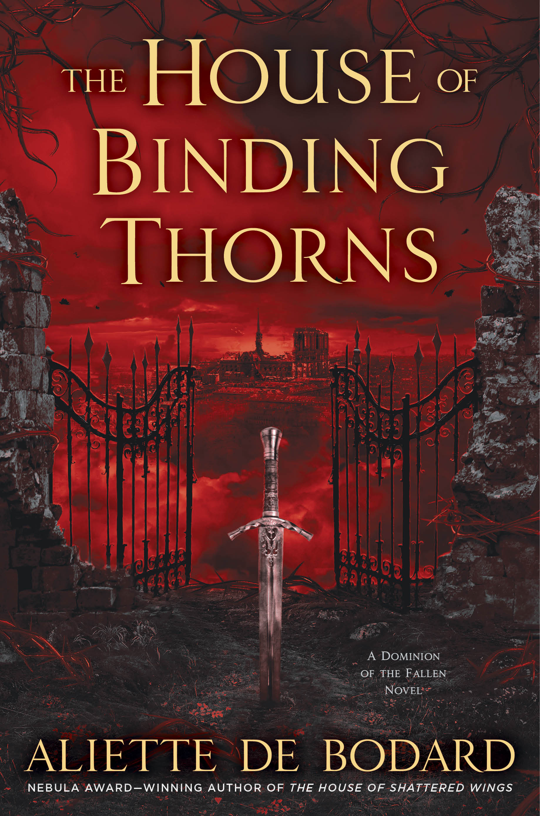 House of Binding Thorns cover image