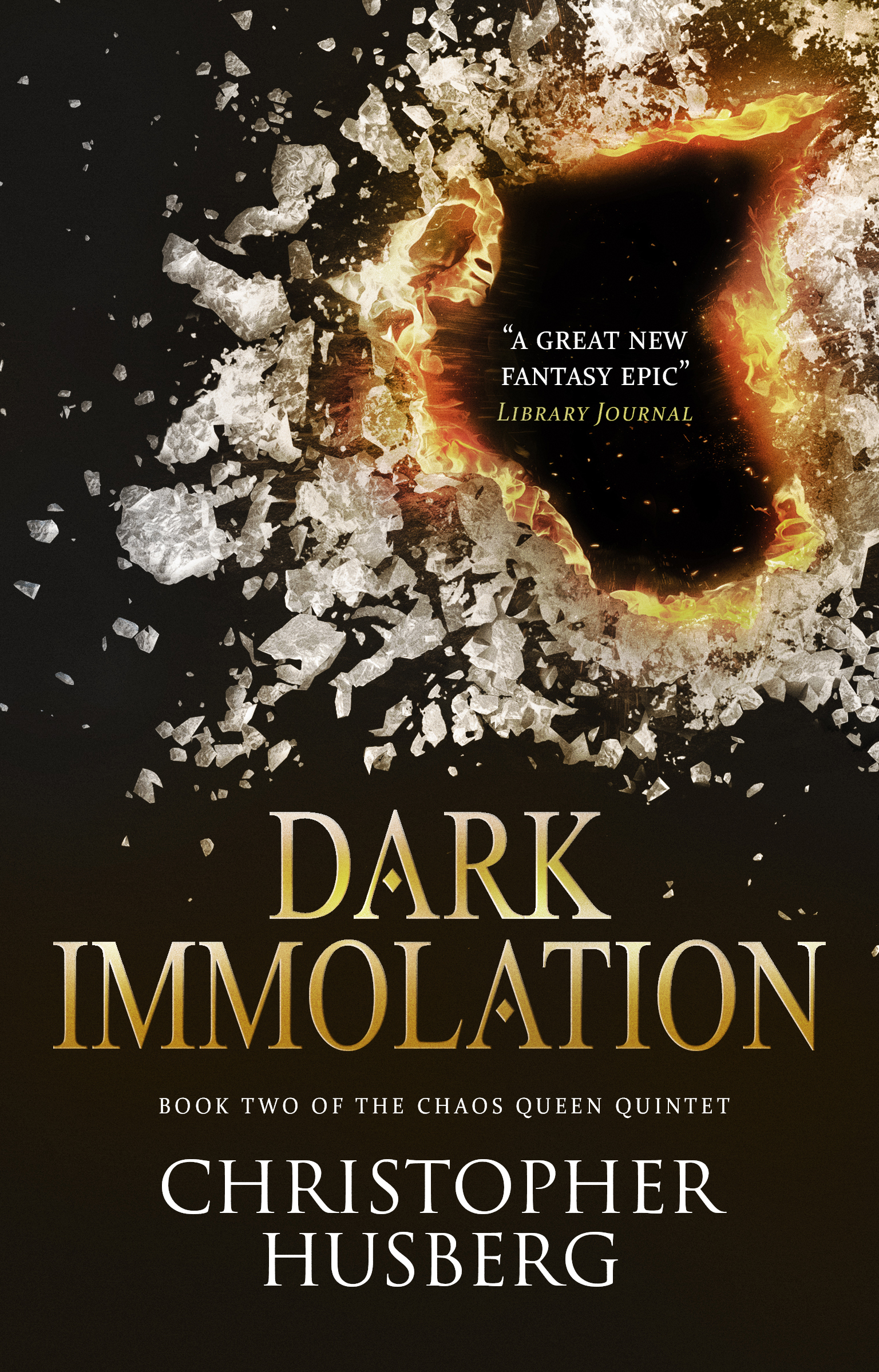 Dark Immolation cover image