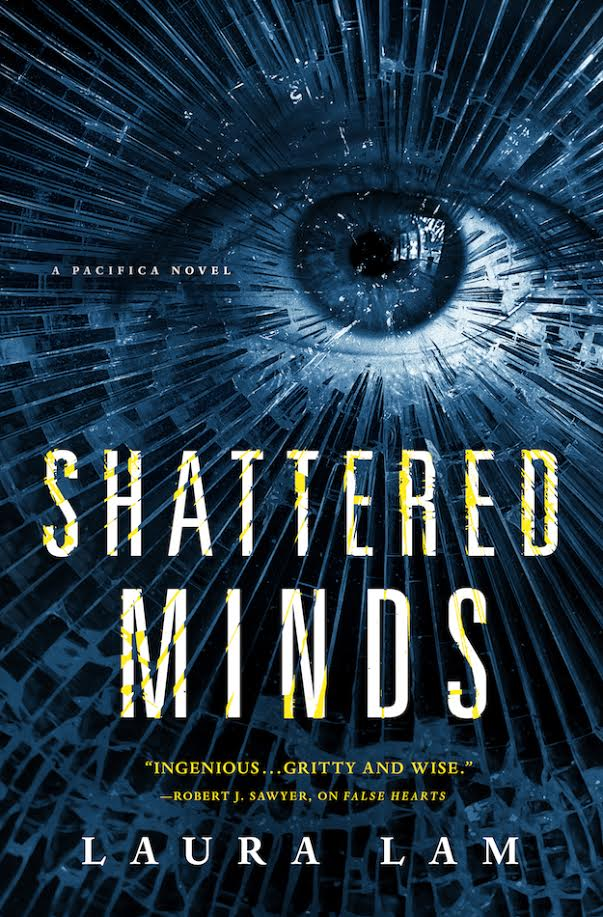 Shattered Minds cover image