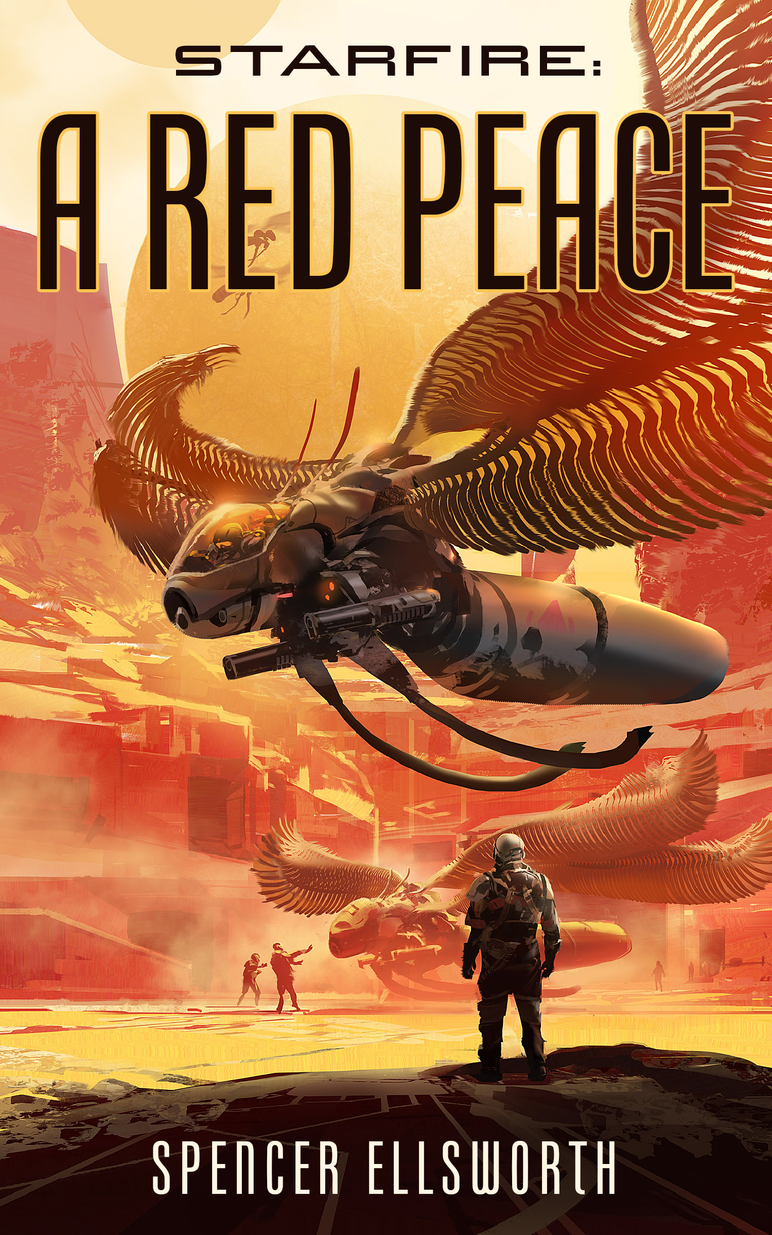 A Red Peace cover image