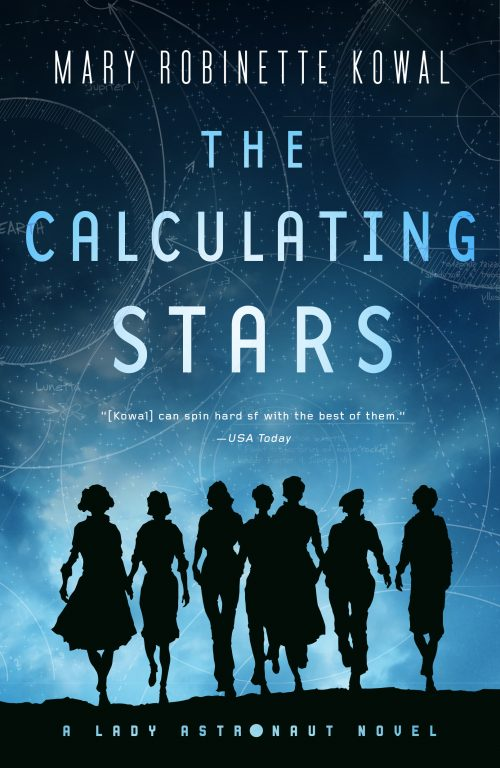 Cover for The Calculating Stars