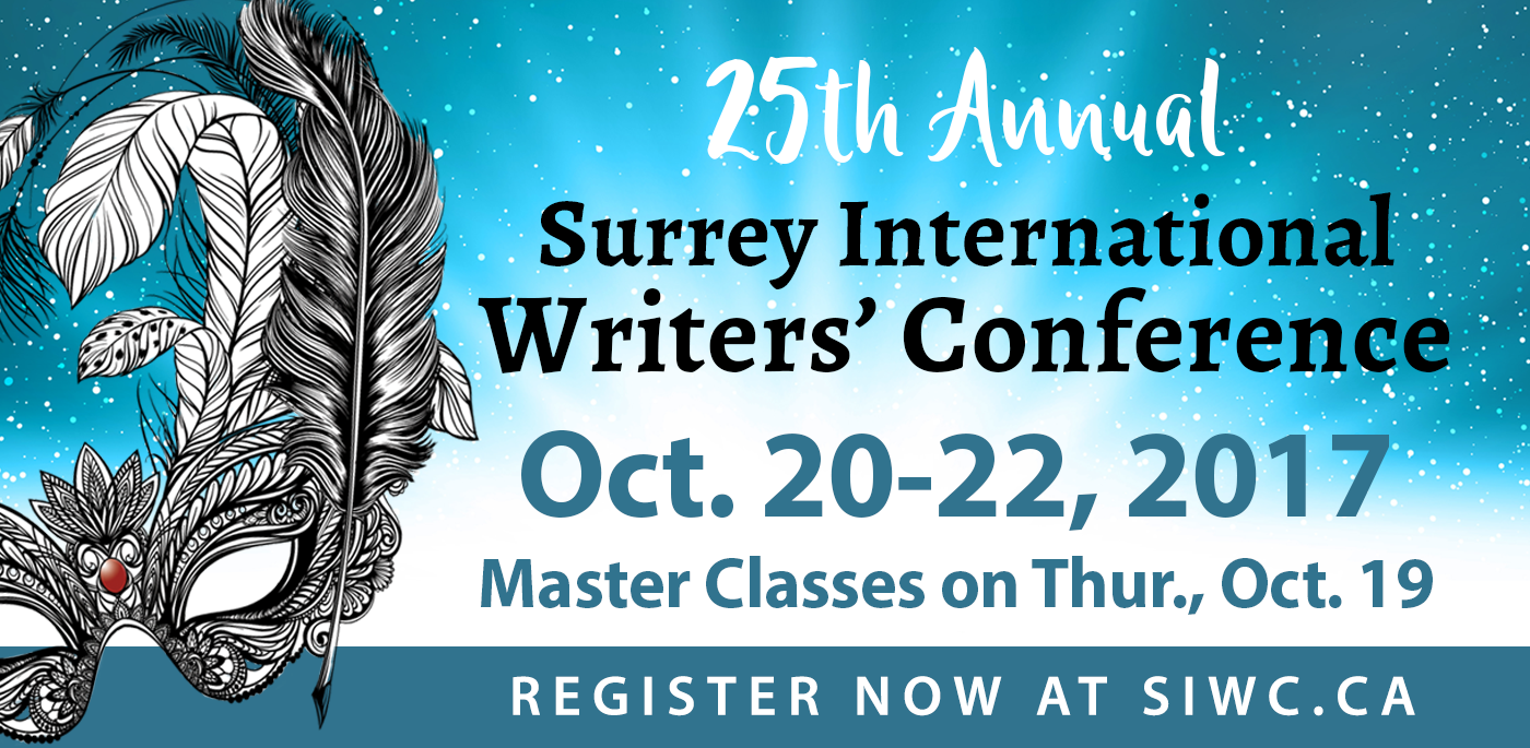 Surrey International Writers Conference image