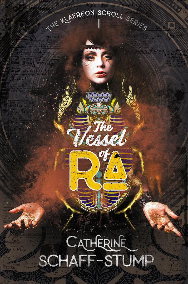 The Vessel of Ra cover image
