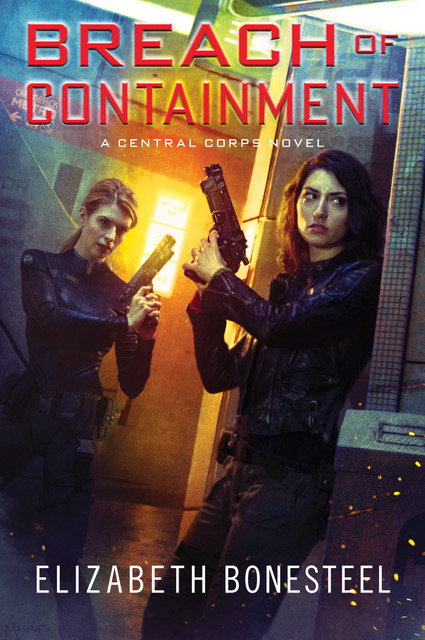 Breach of Containment cover image