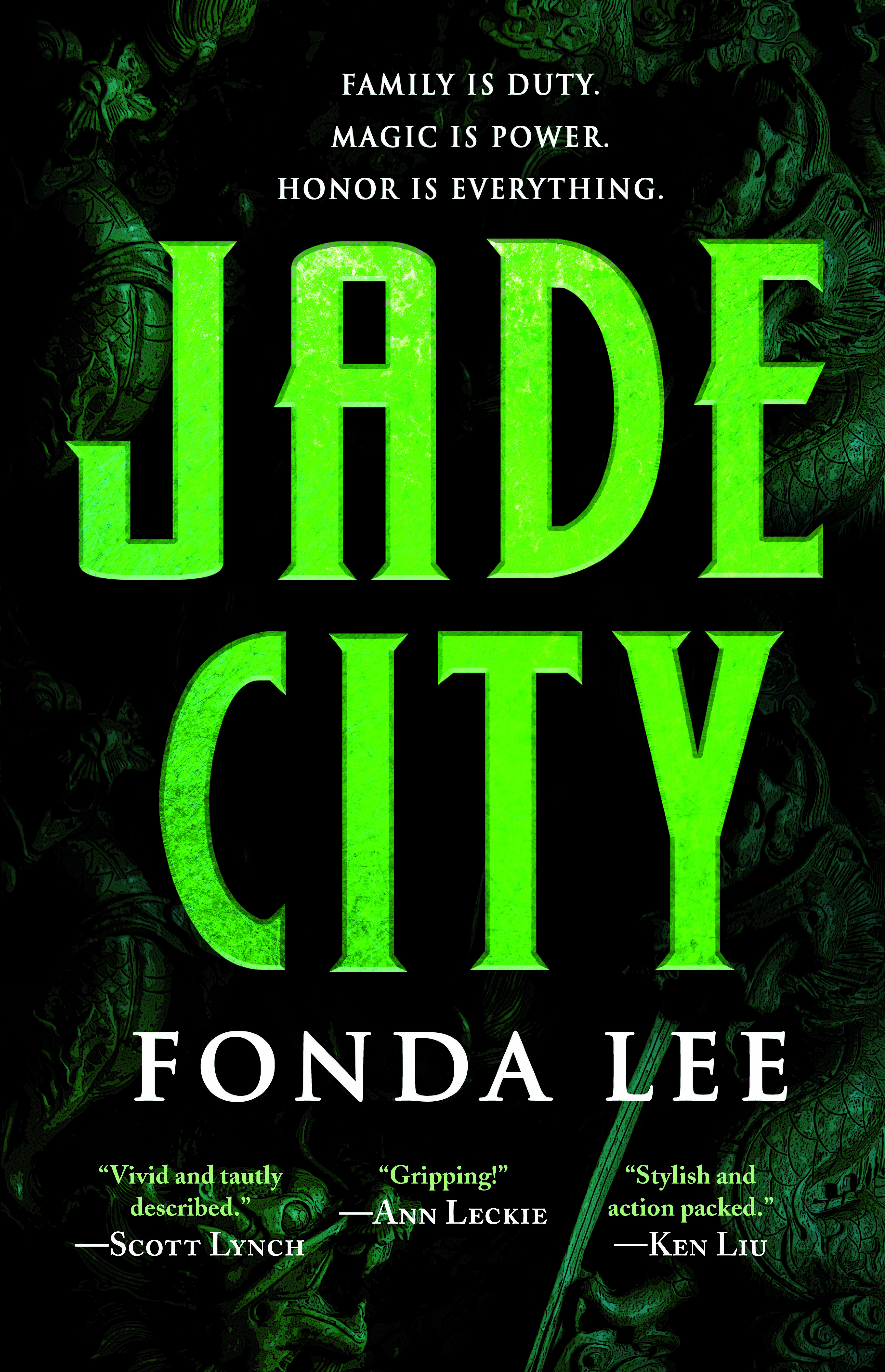 Jade City cover image