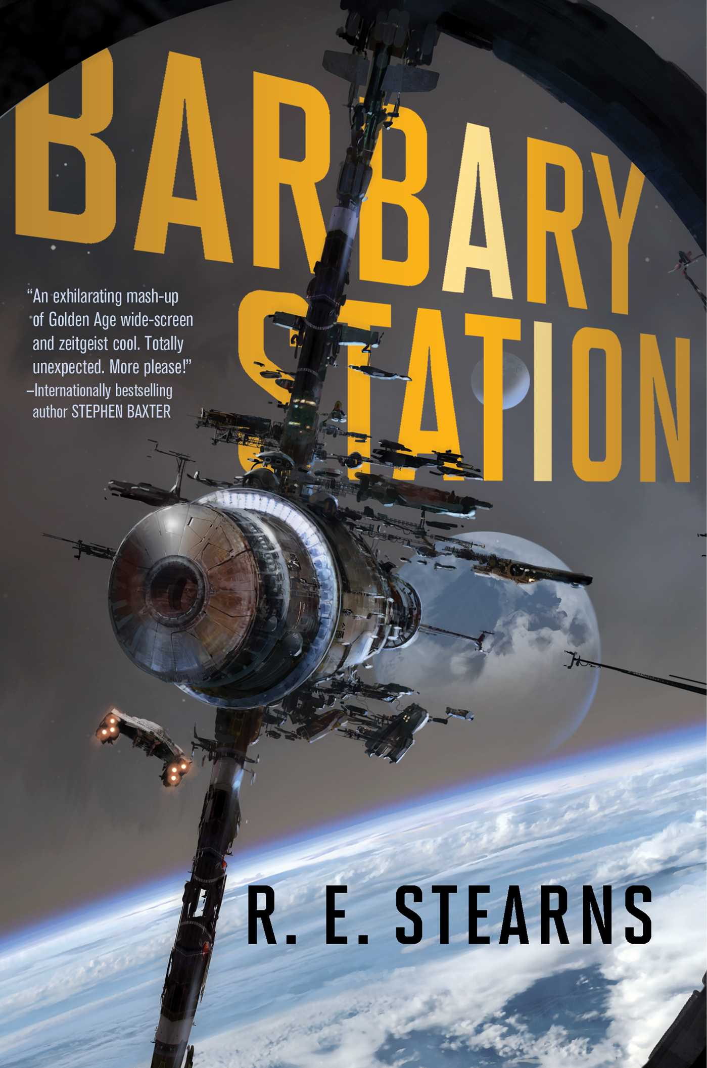 Barbary Station cover image