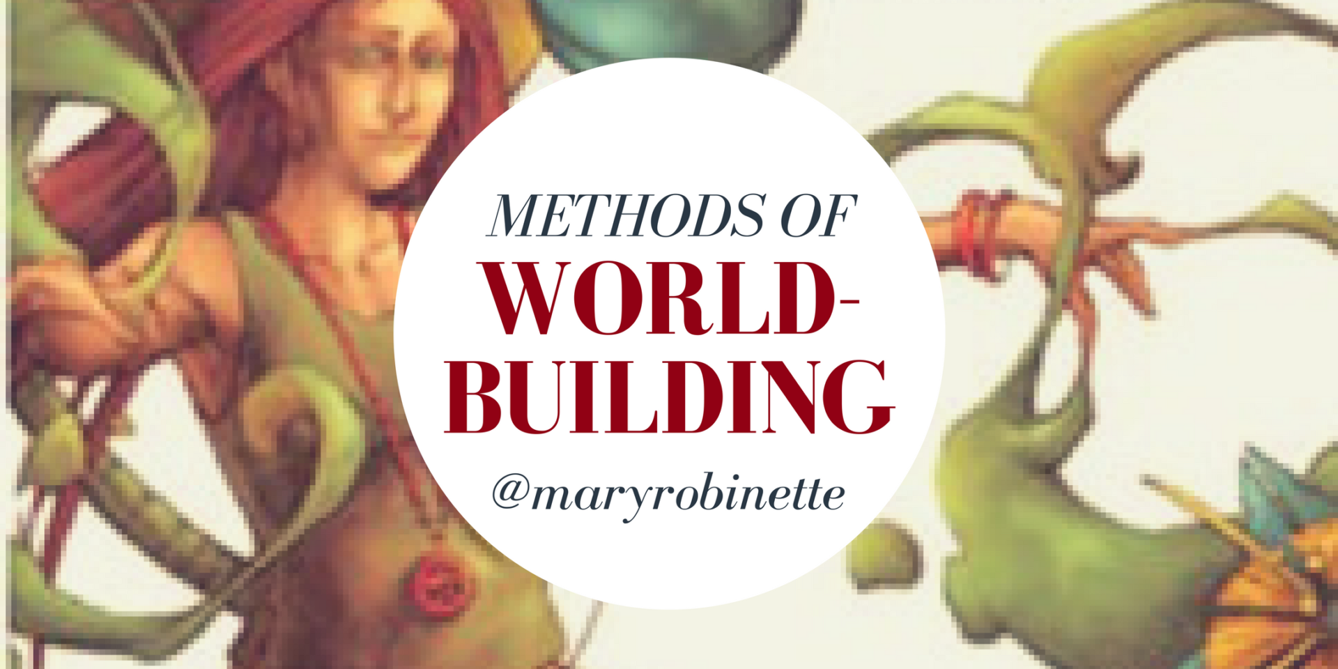 Methods of Worldbuilding image