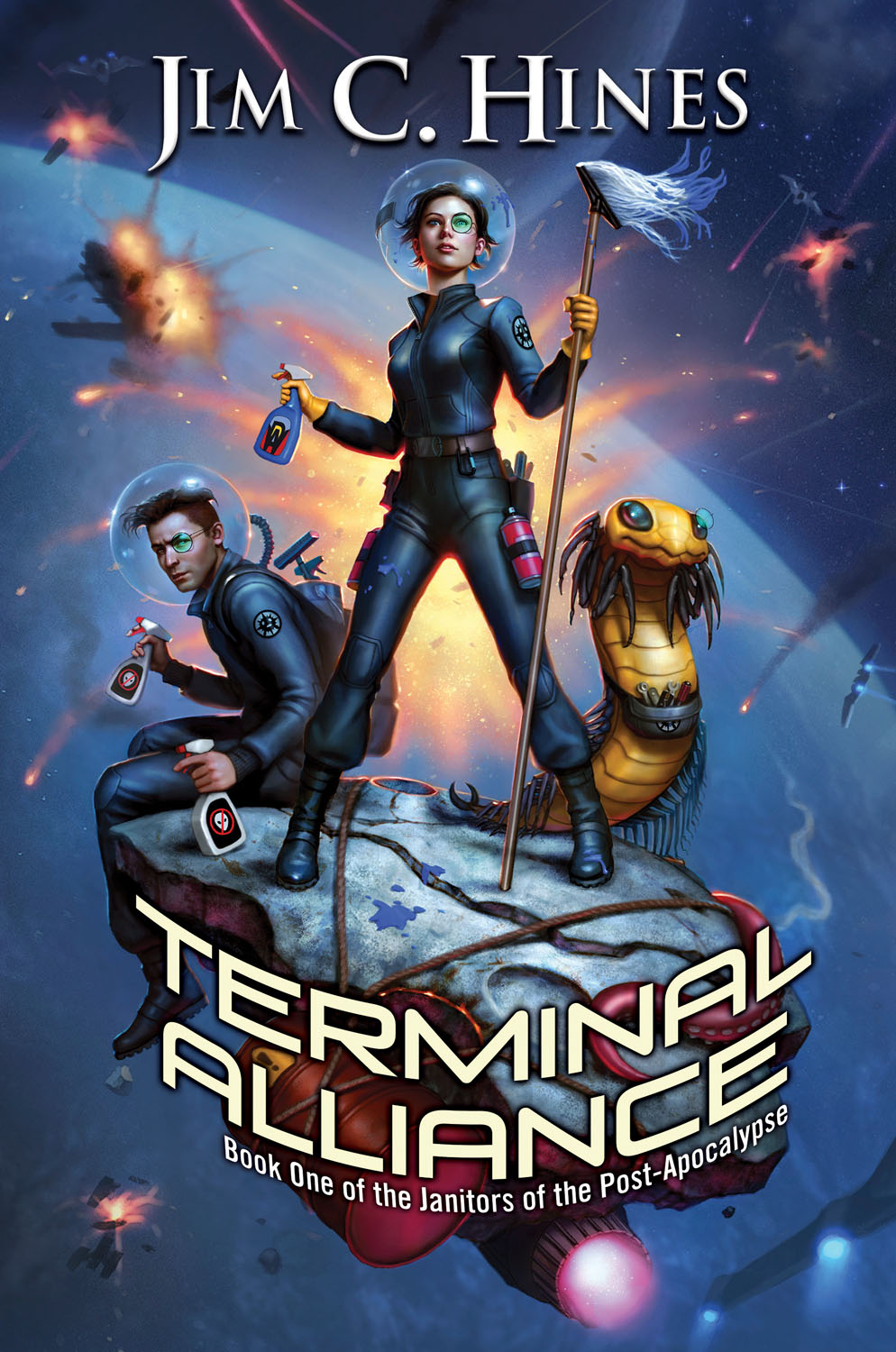 Terminal Alliance cover image