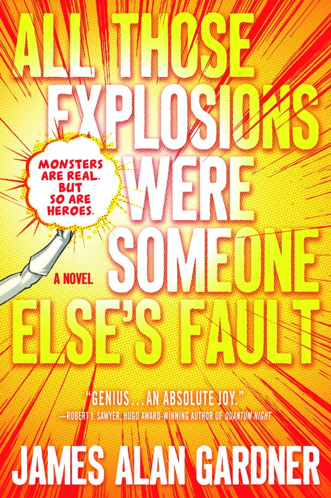 All Those Explosions Were Someone Else's Fault cover image