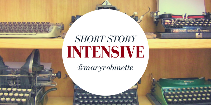 Short story intensive image