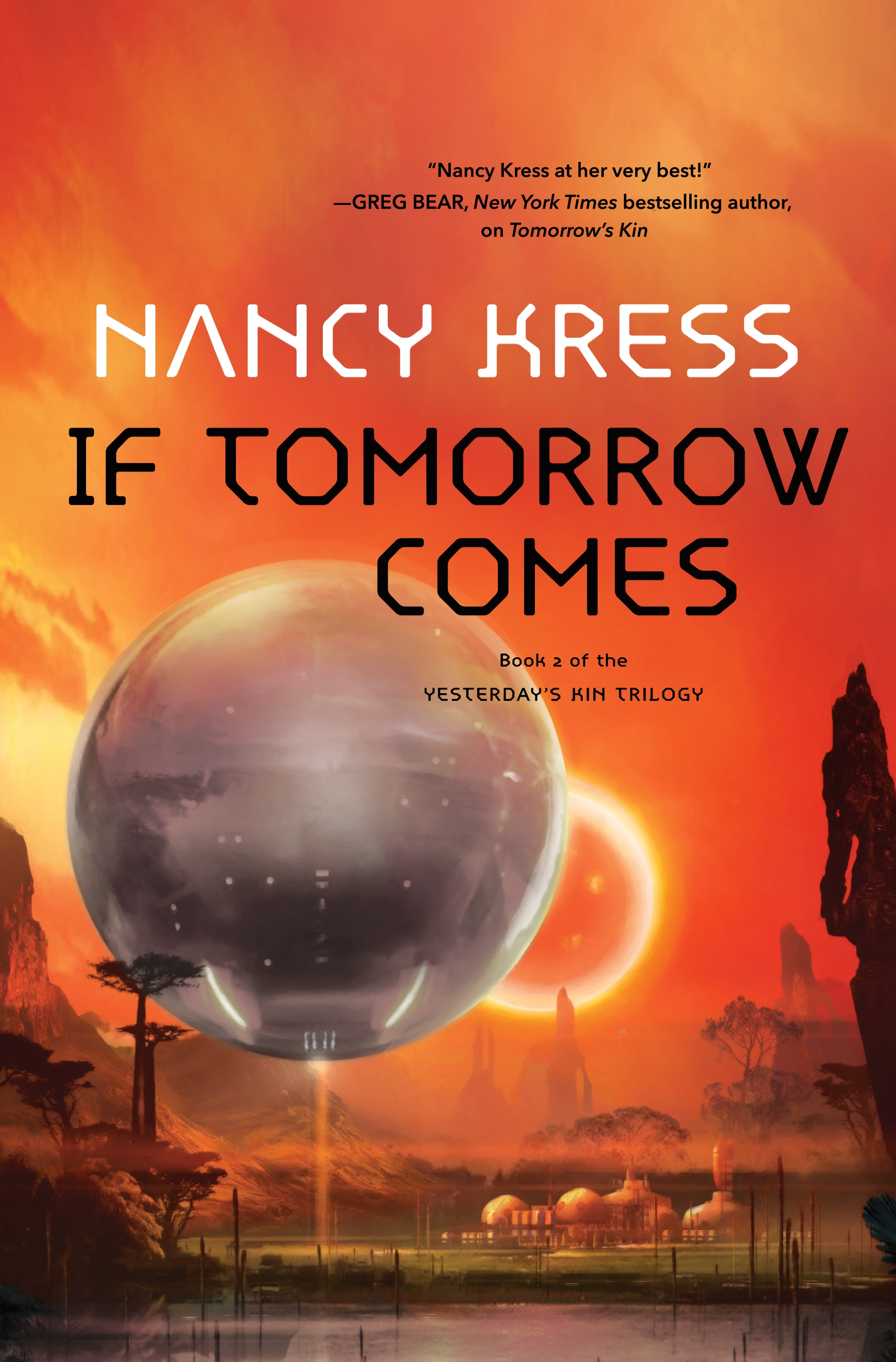 Cover image for If Tomorrow Comes