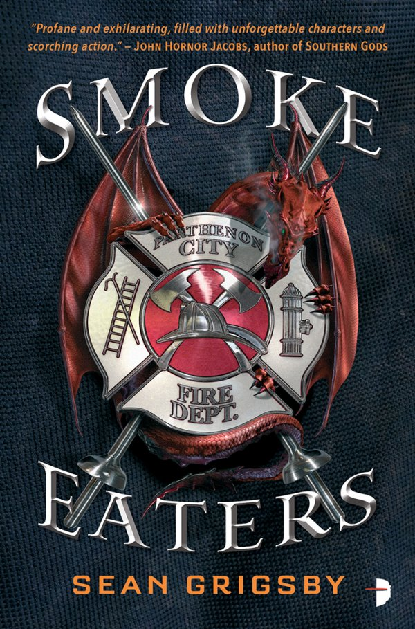 Smoke Eaters cover image
