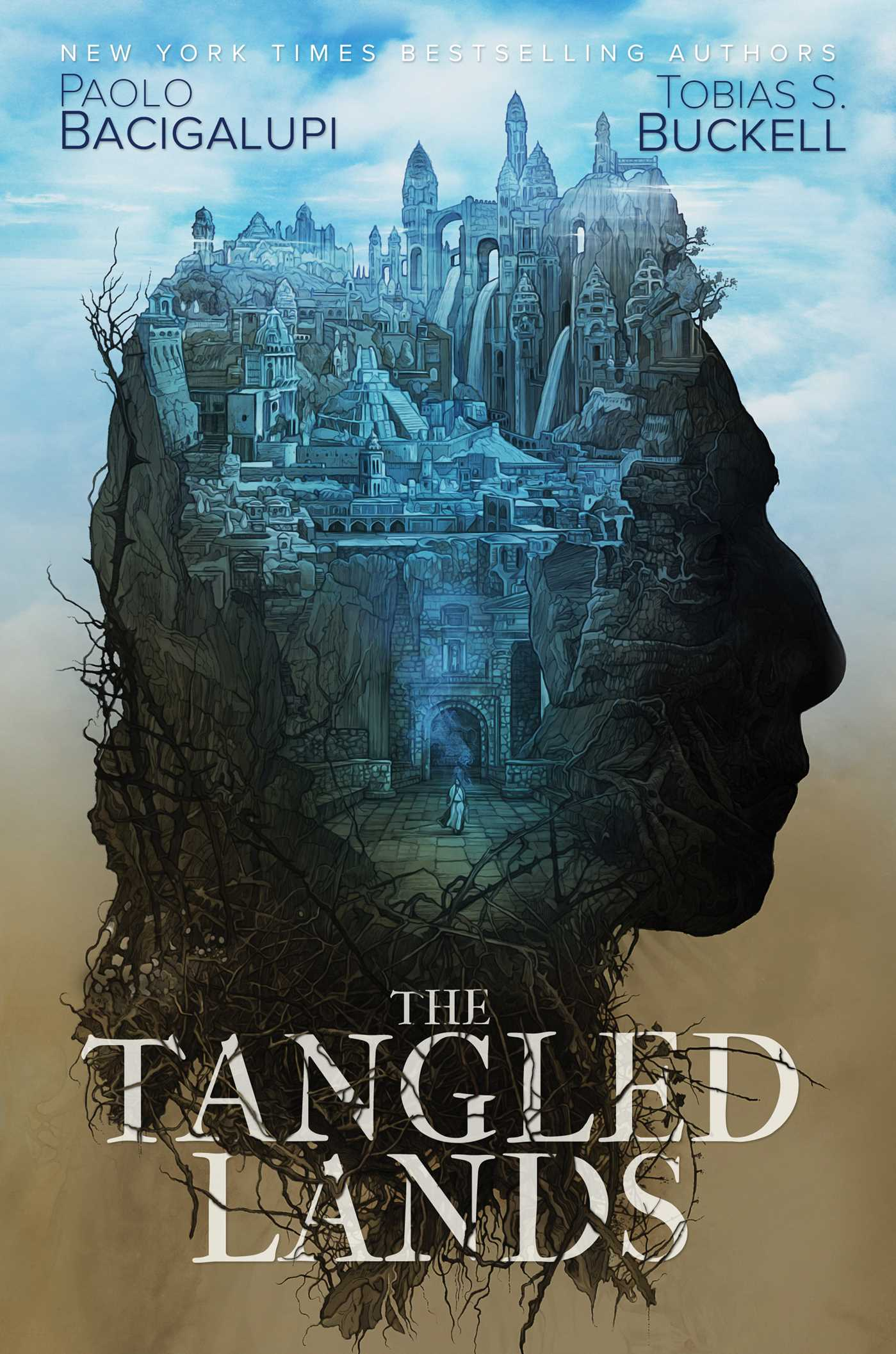 The Tangled Lands cover image