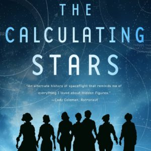 The Calculating Stars cover image