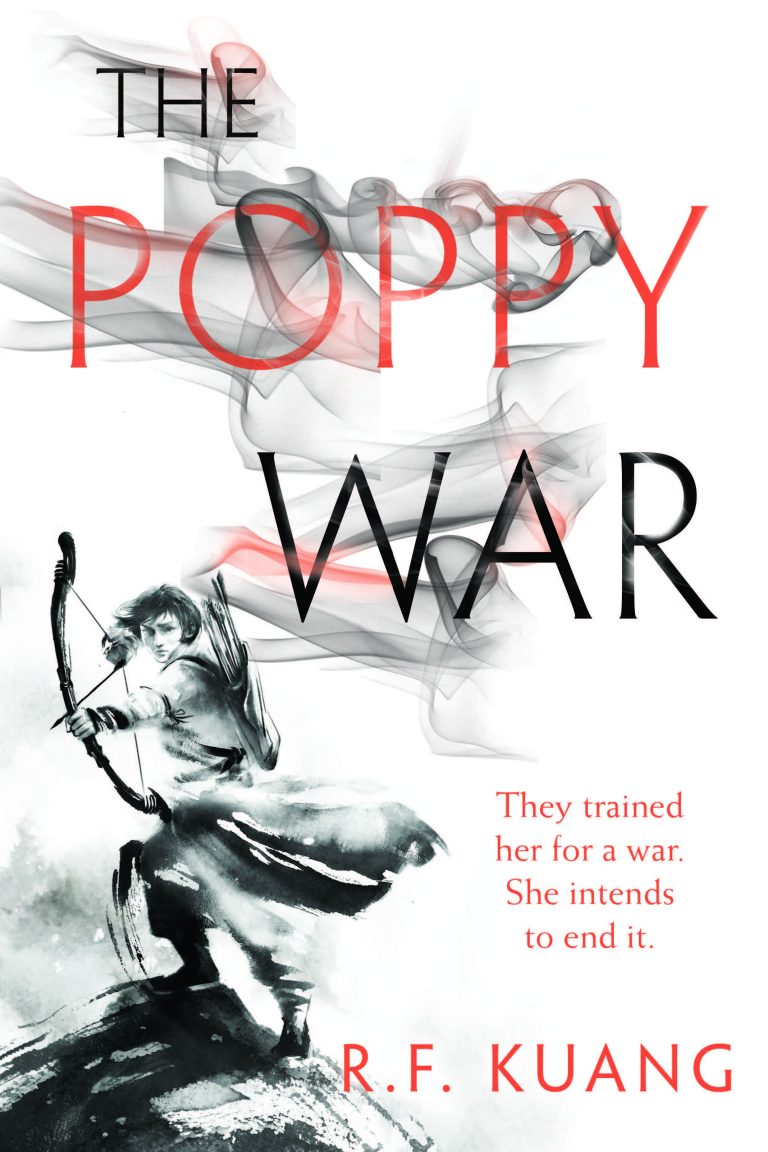 The Poppy War cover