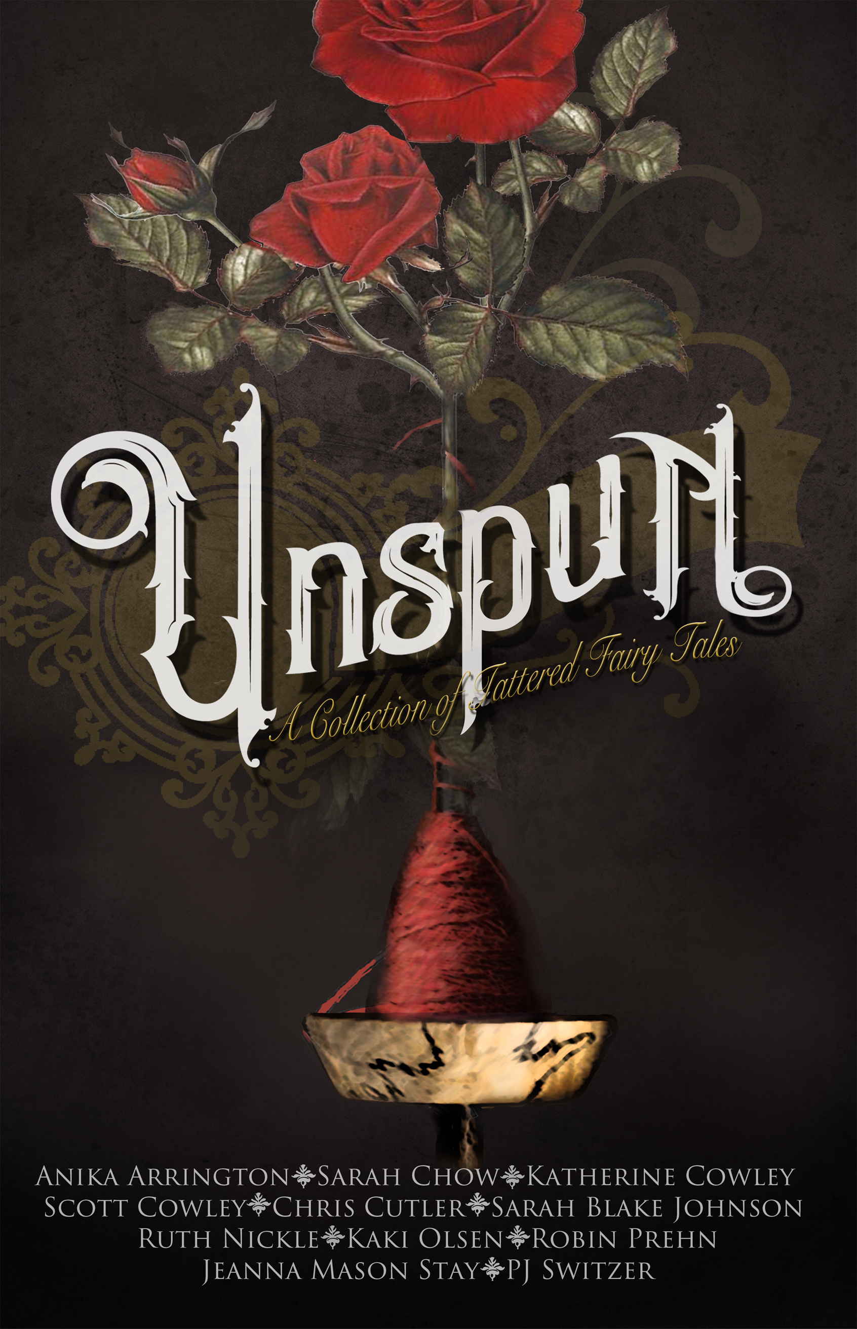 Unspun Cover Image