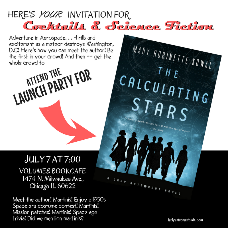 Launch party invite