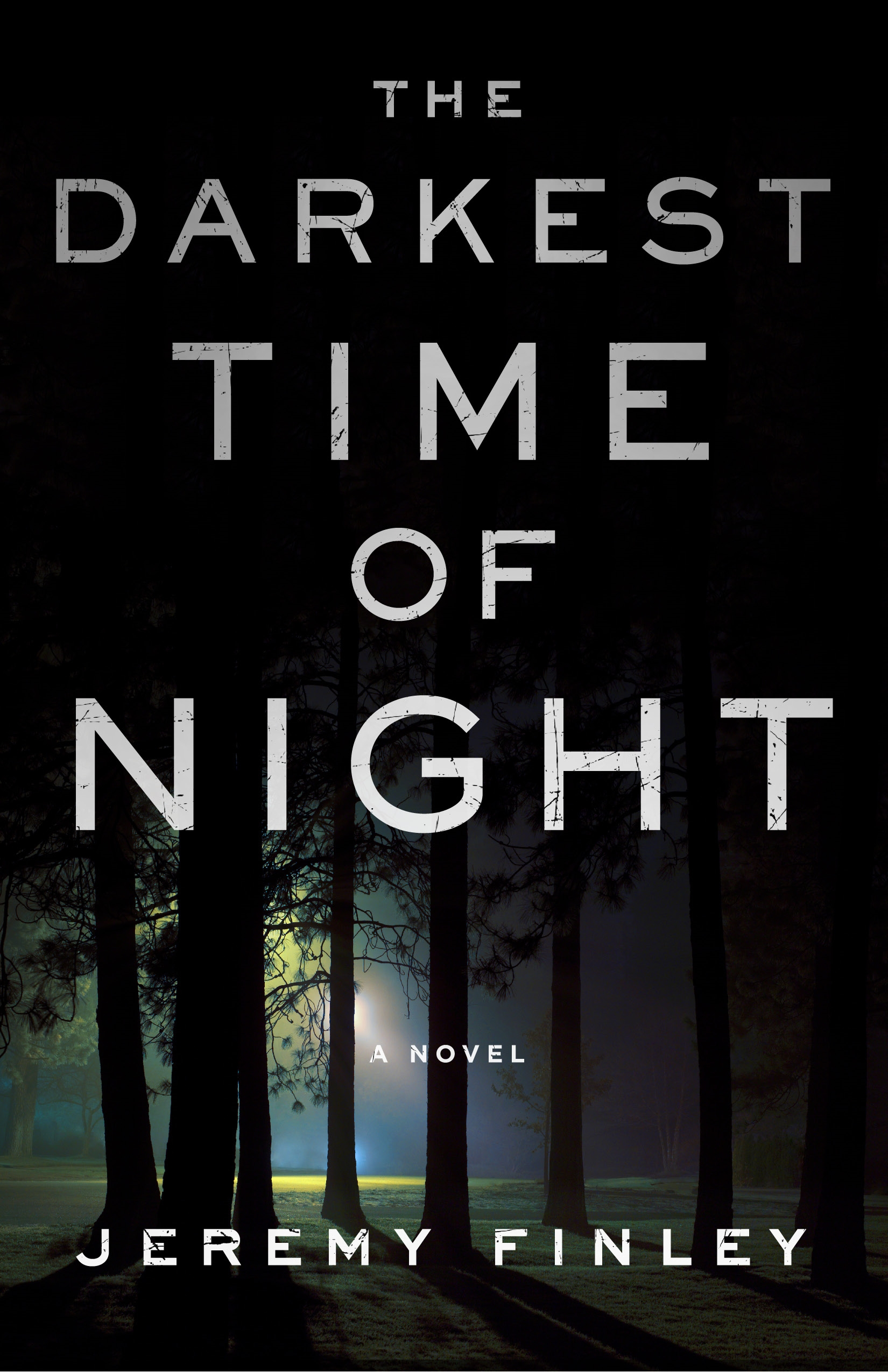 Darkest Time of Night cover image