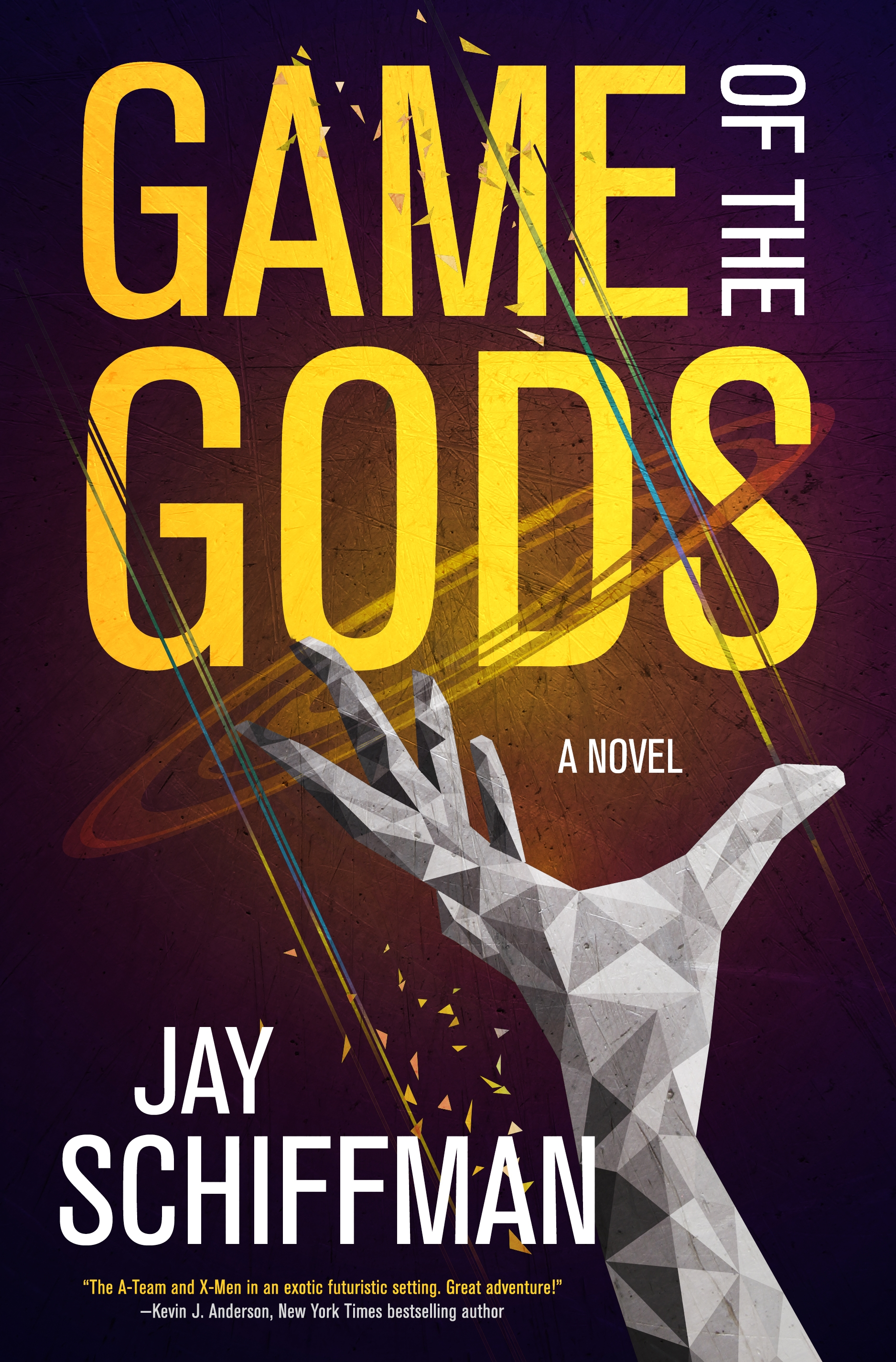 Game of the Gods cover image
