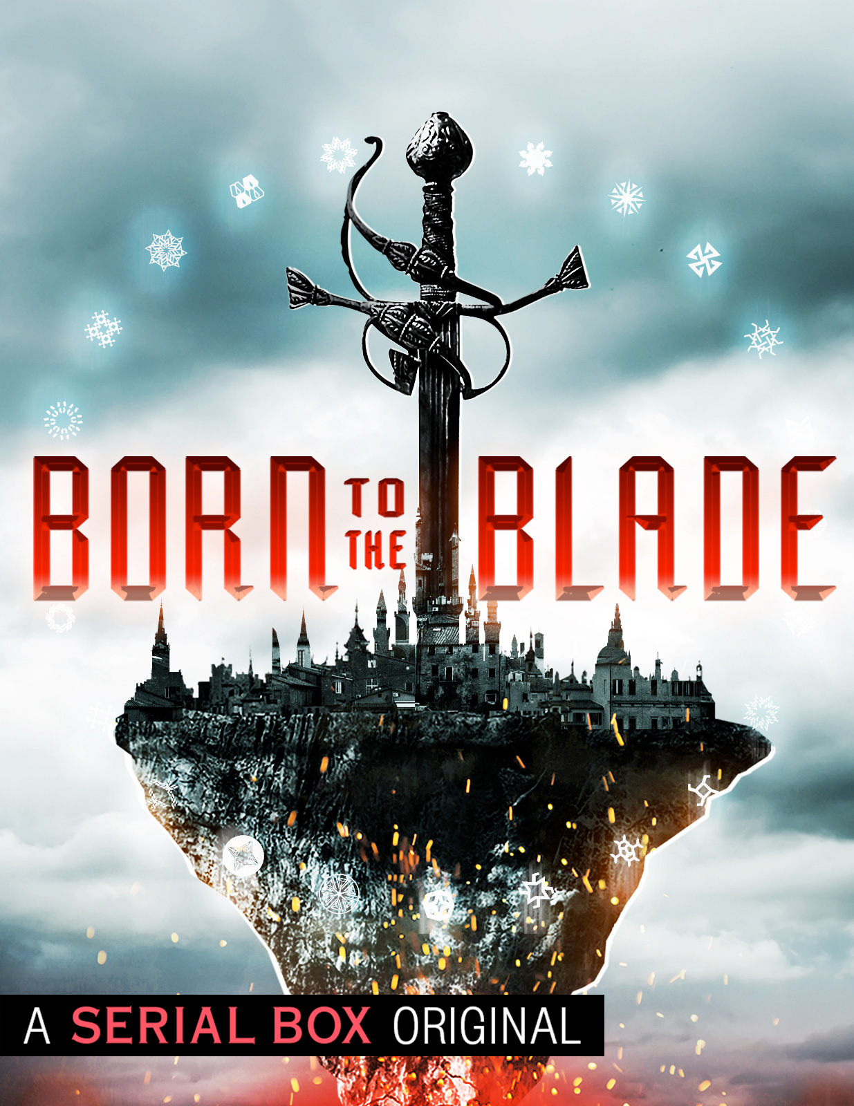 Born to the Blade season 1 cover image