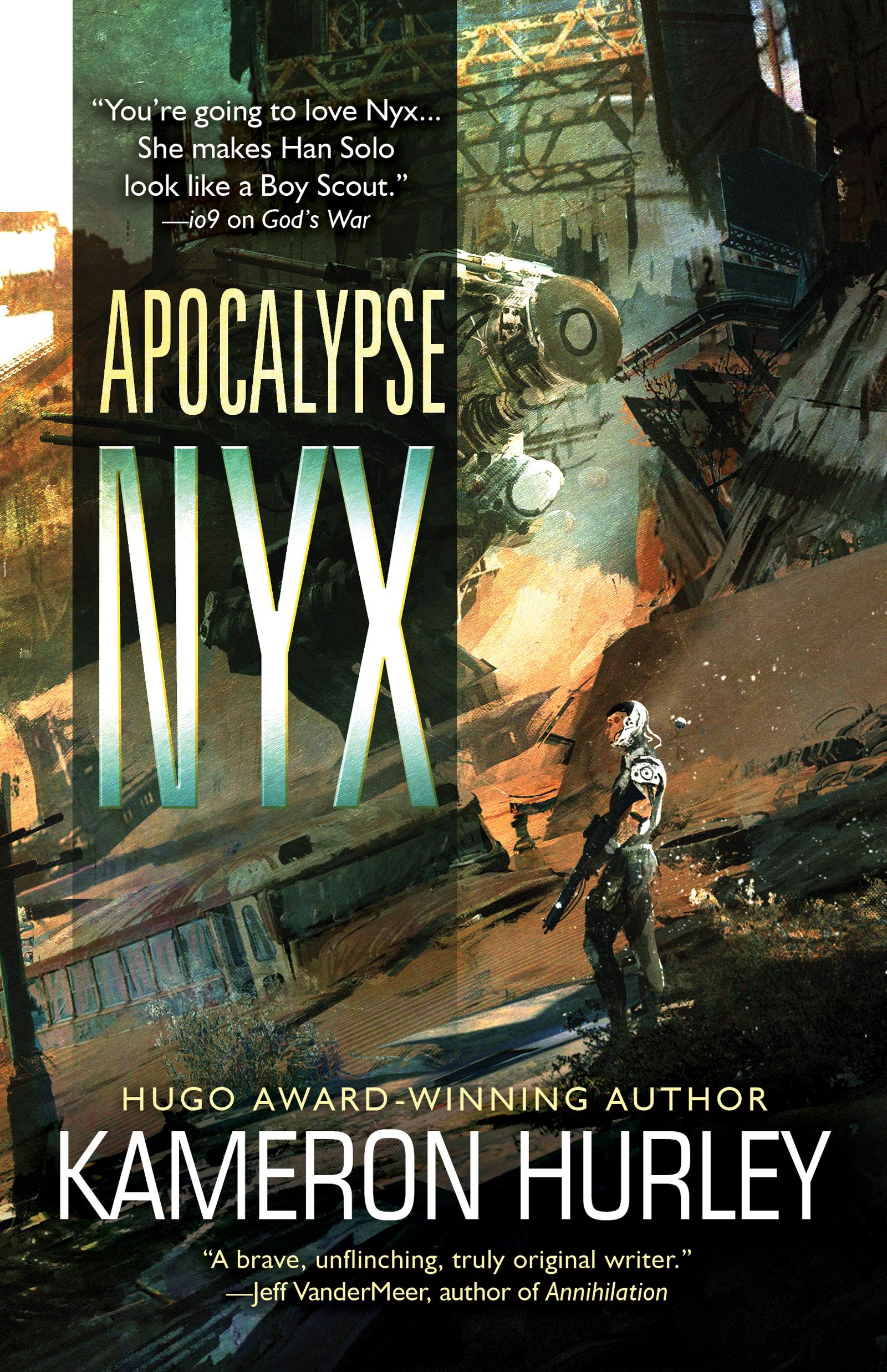 Apocalypse Nyx cover image