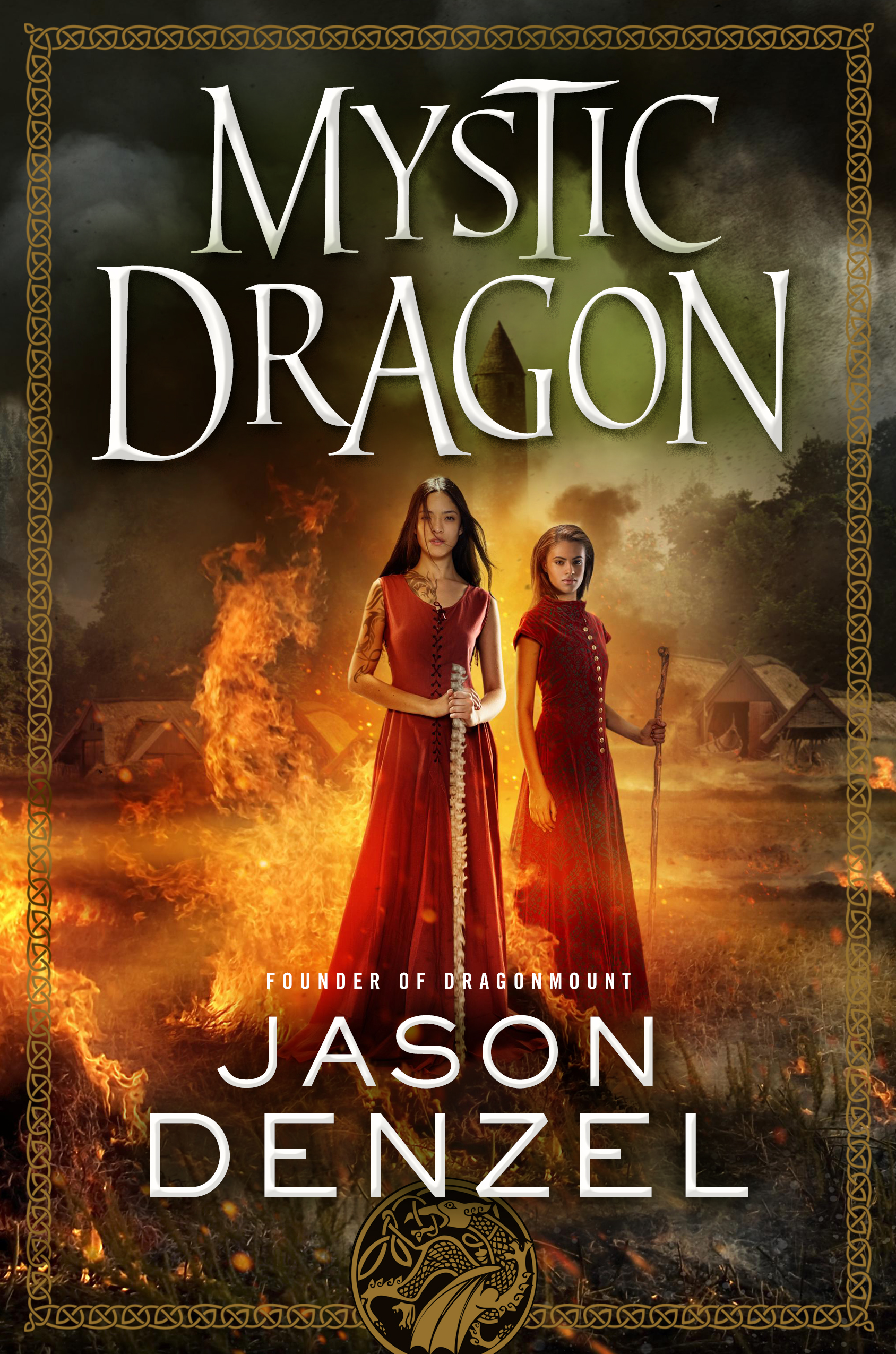 Mystic Dragon Cover Image